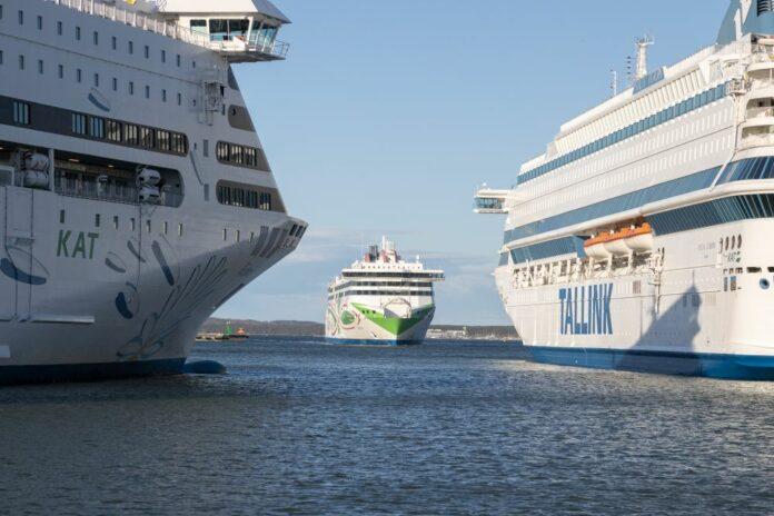 Estland, Finnland, Gastarbeiter, Pendler, Finnischer Meerbusen, Arbeit, Beschäftigung
