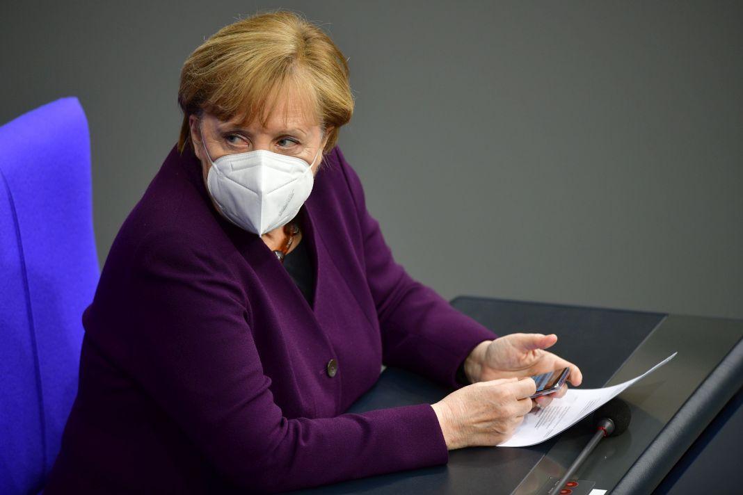 Germany Angela Merkel democracy state elections politics EU Europe