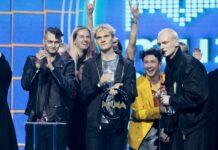 Lietuva, Lithuania, music awards, M.A.M.A, discipline, culture, art, health, quarantine, Vilnius, Gitanas Nausėda