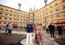 Vilnius, Lithuania, prison, culture, revival, Russian Empire, art, tourism