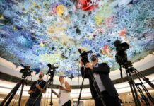 Lithuania, UN Human Rights Council, UN General Assembly, foreign affairs, politics, Baltics, human rights